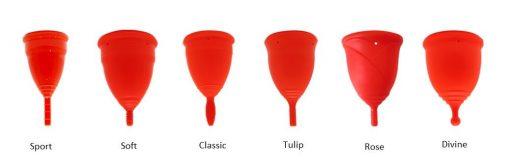 copa menstrual sileu cup